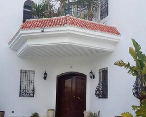 fenêtres villa