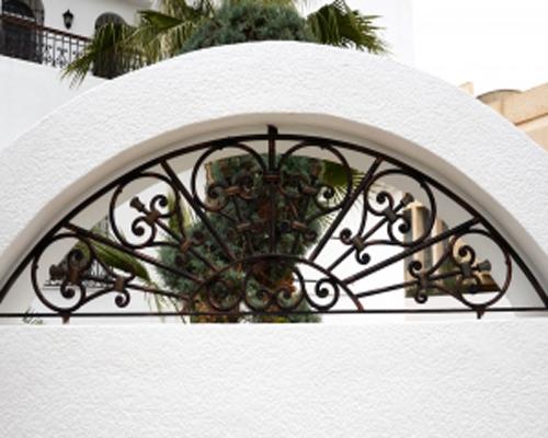 fenêtre villa